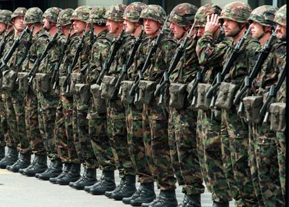 L'armée la plus utile du monde